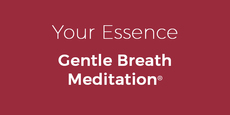 Thumb small your essence gentle breath meditation  copy 2